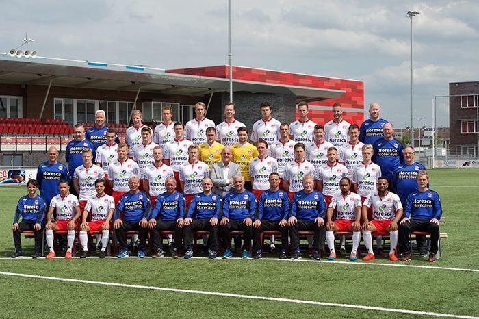 Oefenprogramma selectie vv Noordwijk 2017-2018 (update)