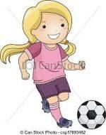 Meiden- en vrouwenvoetbal bij vv Noordwijk
