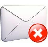 Geen juist E-mail adres bekend? Dan NIET spelen!