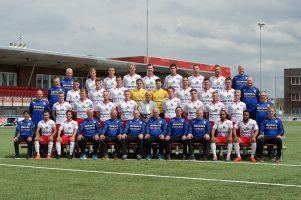 Noordwijk 1 wint oefenduel SJC (zo.)