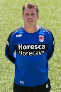 Keeperstrainer Marco Korff verlengt contract