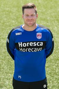 Patrick Scholte stopt volgend seizoen als trainer van Noordwijk 2