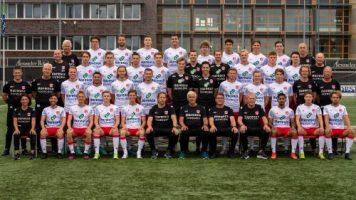 Blikkie Vooruit op de wedstrijd vv Noordwijk - Koninklijke HFC