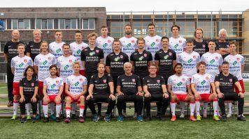 Noordwijk verslaat regiogenoot Rijnsburgse Boys met 2-0