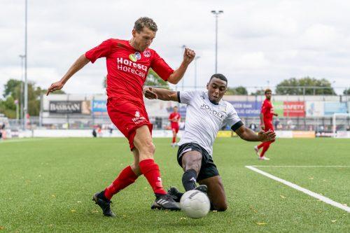 Noordwijk verliest de uitwedstrijd van effectiever ASWH met 3-1 1